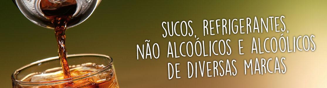 sucros-refrigerantes-não-alcoolicos-e-alcoolicos-de-diversas-marcas